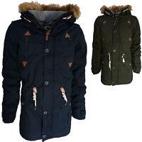 ! Solid Herren Jacke Jacket PROBERT Fell Winterjacke Parker S M L XL XXL NEU