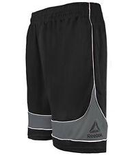 Reebok #4 Men's Two-toned Performance Mesh Shorts Sizes: M- L -XL -XXL