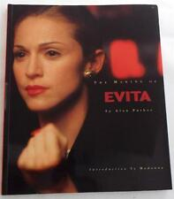 The Making of Evita   Alan Parker  1st  Edition   Paperback