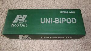 NcStar Quick Release Uni-Bipod New #ABU
