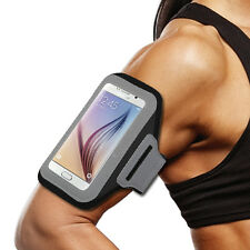 LG Phoenix 3 Pro Sports Band Arm Holster Running Workout Gear Cell Phone Case