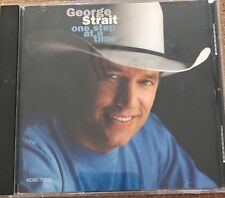 George Strait - One Step at a Time (1998) CD ALBUM.