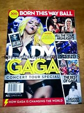 Lady Gaga Born This Way Concert Tour Magazine