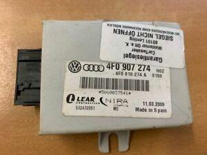 Original Audi A6 S6 4F Steuergerät  control unit 4F0907274