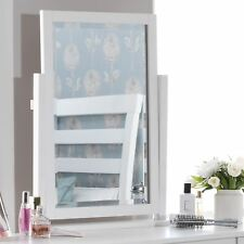 Large Mirror for White Modern Dressing Table Fast Delivery by Edward Hopper
