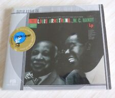 RARE SUPER AUDIO CD SACD LOUIS ARMSTRONG PLAYS W.C. HANDY 16 TITRES NEUF