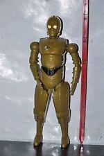 "Star Wars C3PO C3P0 TRANSFORMING Action Figure 6"" UNKNOWN"