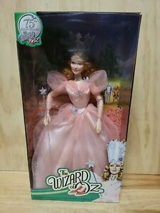 2012 The Wizard of Oz GLINDA GOOD WITCH Barbie Collector Pink Label NIP