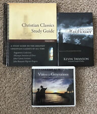 GENERATIONS WITH VISION 10 CD Set/Second Mayflower/Christian Classics Swanson