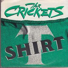 "the crickets t shiet 7"" promo ssobs"