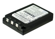 UK Battery for OLYMPUS Camedia C-470 Zoom Camedia C-50 Zoom Li-10B LI-12B 3.7V
