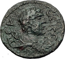 TERMESSOS MAJOR in PISIDIA 2-3CenAD HERMES & ASCLEPIUS Ancient Greek Coin i58372