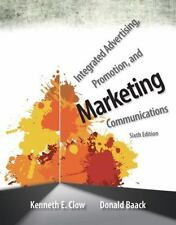 Integrated Advertising, Promotion, and Marketing Communications by Donald E. Ba…