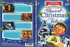 Classical Christmas Tales, 4 Movies Collection DVD BRAND NEW at MusicaMonette