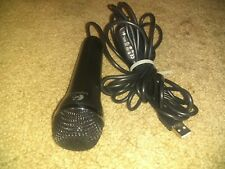 USB Microphone E-UR20 for Xbox 360  PS3  Wii Mic Logitech  NICE ONE