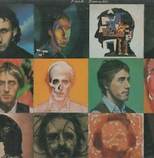 The Who - 'Face Dances' 1981 UK Polydor LP w/inner & poster. Ex!