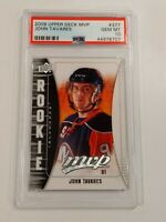 2009 Upper Deck MVP John Tavares Rookie RC PSA 10 Islanders Maple Leafs GEM MINT