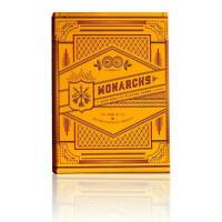 Monarchs Playing Cards Mandarin Edition New Monarch deck by Theory 11