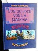 Miguel de Cervantes: Don Quijote von La Mancha Classics with Comics 1983 I. Graf