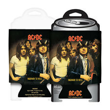 AC/DC Malcolm, Angus Young & Band Figures Highway to Hell LP Can Cooler
