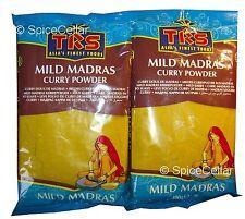 Madras Curry Powder Mild 1 X 400g Bags TRS BRAND