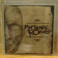"""My Chemical Romance 7"""" Shape Picture Disc Vinyl Famous Last Words"""