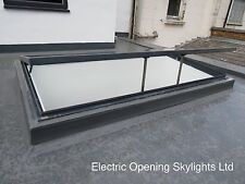 SKYLIGHT OPENING ROOFLIGHT Remote Electric Opening100cm x 200cm