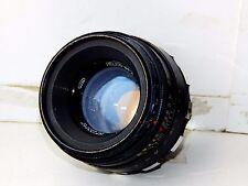 RARE ZEBRA HELIOS-44-2 2/58mm Russian SLR lens (Pentax, Praktica, Zenit) M42