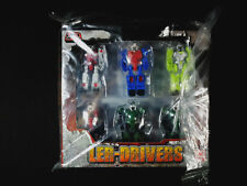 Fansproject - Lost Exo Realm - Soleron Drivers 6 Pack - Exclusive NEW SEALED