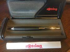 Rotring Initial Black Metal Pencil