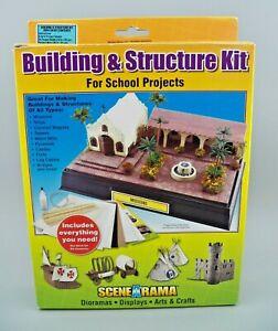 Woodland Scenics Scene-A-Rama Building & Structure Kit SP4130 NOSOB