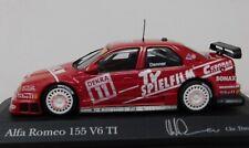 1/43 Minichamps 1994 Alfa Romeo 155 DTM #11 Team Schubel C. Danner #430940211