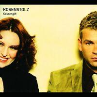 """ROSENSTOLZ """"KASSENGIFT"""" CD NEUWARE!!!!!!!!!!!!!!!!!"""