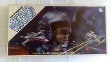 STAR WARS THE ULTIMATE SPACE ADVENTURE GAME Vintage Board Game Complete