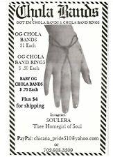 OG Chola Bands - Regular Size (Qty. 10)
