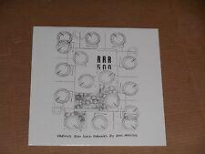 RRR-500 lock groove LP NEW UNPLAYED otomo yoshihide john oswald sonic youth aube