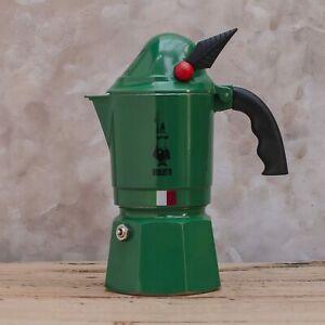 Bialetti Moka Alpina 3 cup Espresso Maker