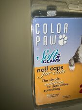 Nip Color Paw Soft Claws Nail Caps Originally 19.99 Small Lady Red Polish ��tw4j