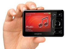 Creative Zen 32 GB Portable Media Player (Black)