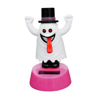 Solar Powered Dancing Halloween Swinging Animated Bobble Dancer Toy Decor