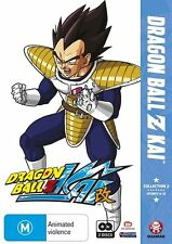Dragon Ball Z Kai Collection 2 [Region 4] - DVD - New and Sealed