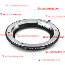 ADAPTER OBJECTIVES LEICA-R  FOR CANON EOS