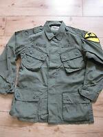 Us Army Field Jacket Vietnam 1st Cavalry Jungle M64 SIZE M Marines