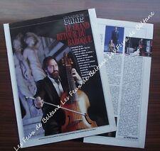 Article Jordi Savall,tous les matins du monde , baroque ,   1992