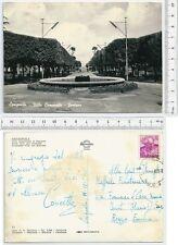Cerignola - Villa Comunale e Fontana - F/G animata viaggiata 1961 -  19855