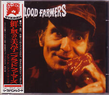 BLOOD FARMERS  Blood Farmers S/T CD Japan Import SEALED