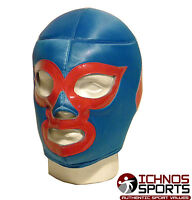 NACHO MEXICAN LUCHA LIBRE LUCHADOR ADULT WRESTLING MASK