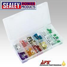 Sealey Mini Car Blade Fuse Kit 100 Piece BCF100