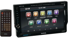 SSL SINGLE 1 DIN CAR DVD/MP3/CD/USB/SD PLAYER 7