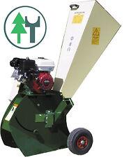 Häcksler Shredder R130B Holzhäcksler Buschhacker mit 5,0PS Hondamotor